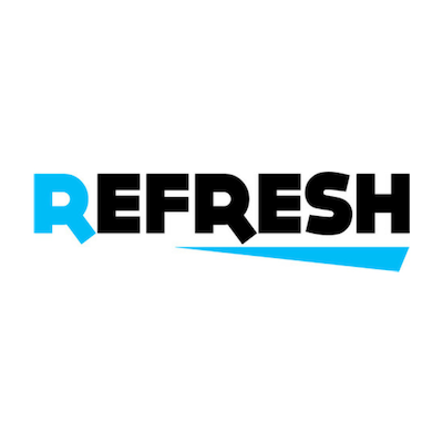 Refresh Valet Logo