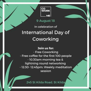 International Day of Coworking