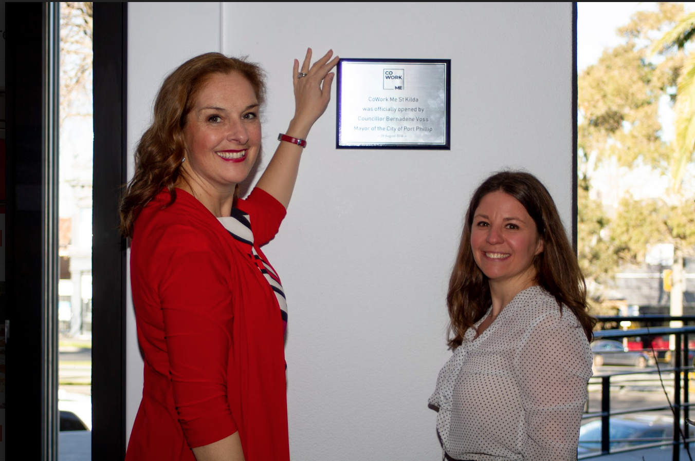 Official Launch of CoWork Me!