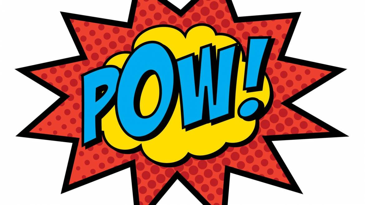 How to Be A Superhero (From Your Work Desk)