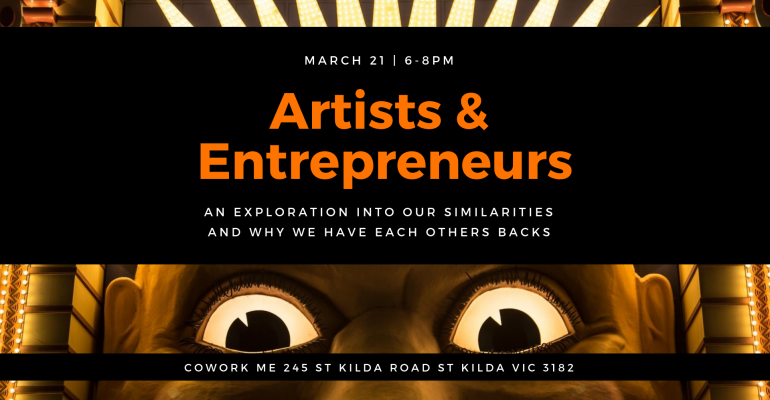 Artists & Entrepreneurs