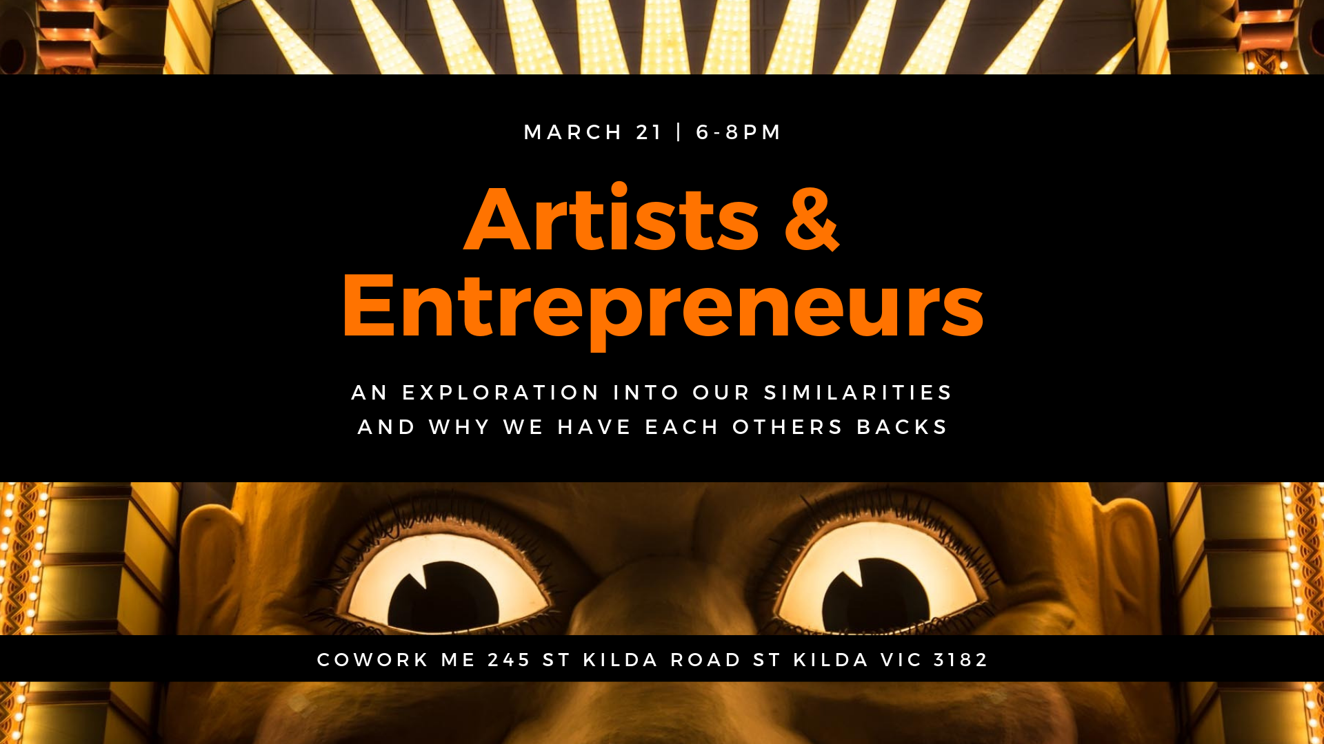 Artists & Entrepreneurs