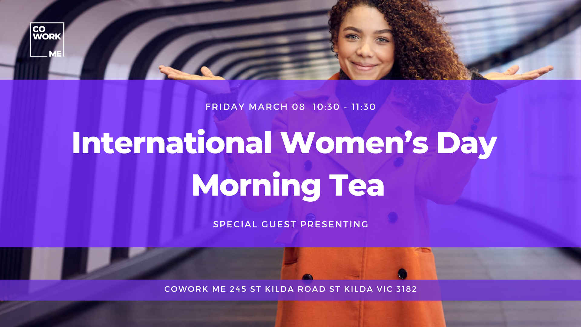 International Women's Day Morning Tea