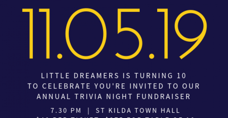 Little Dreamers Trivia Night